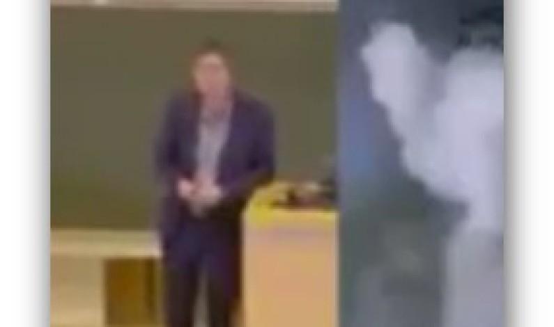 البروفسور السويسري الشهير دانيال