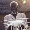 مواطن بسيط بدولة #غانا يعيش في الأعشاش الفقيرة سقطت يتبع ….