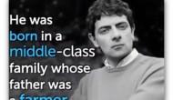Life Story of Mr .Bean