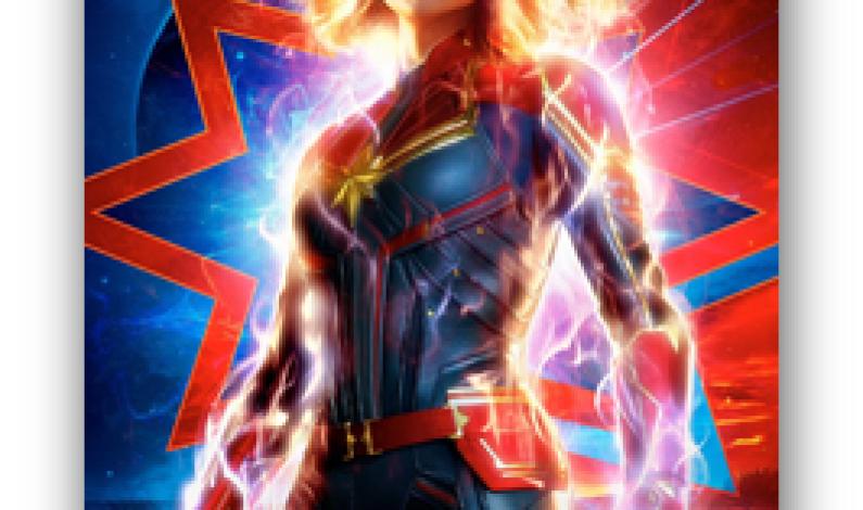 Marvel #Captain Marvel