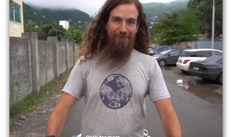 # Christoph Rehage أمضى في  رحلته مشي على الأقدام 12 عام من الصين لألمانيا !