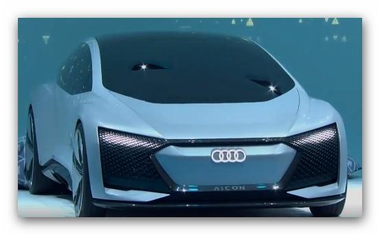 """تعرفوا على """"آيكون"""" سيارة المستقبل"""