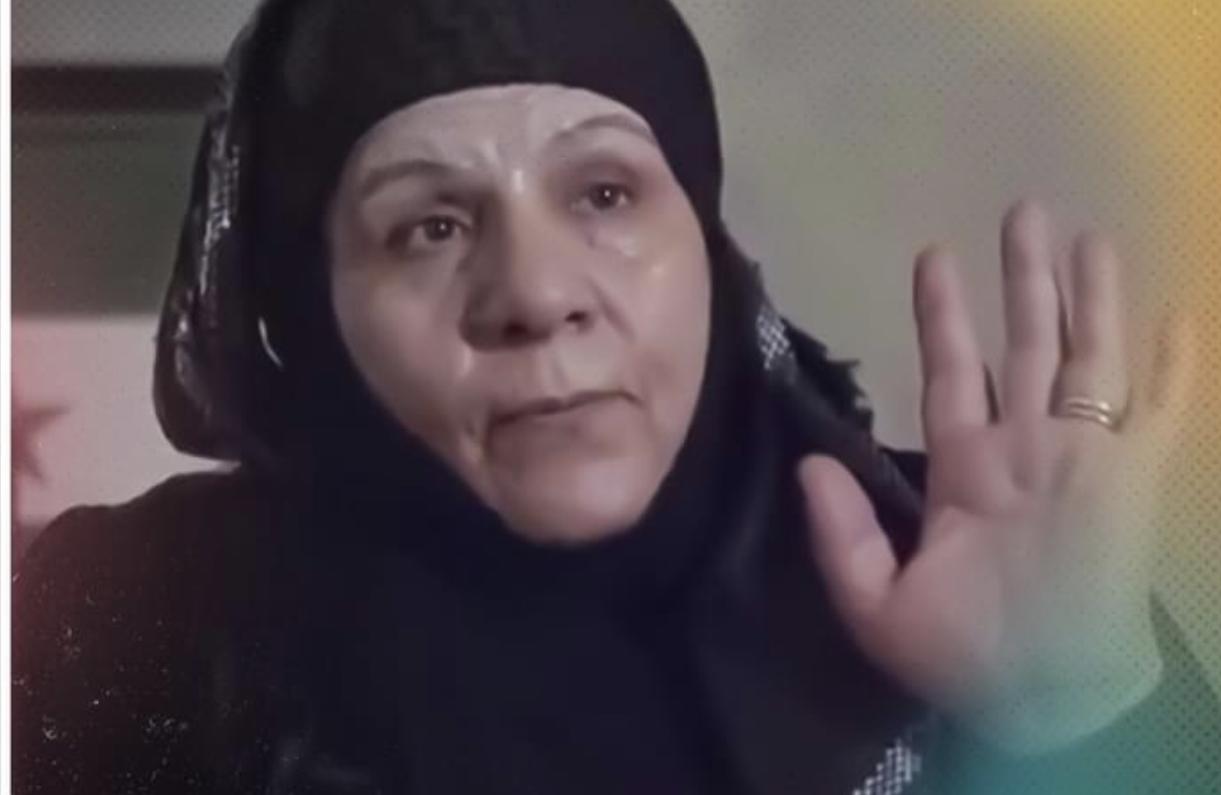 """#الأردن يطالب """"#خنساء_حوران"""" بمغادرة أراضيه"""
